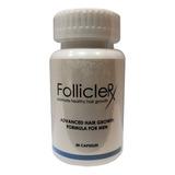 Follicle Rx Evita Caída Cabello Tratamiento Alopecia