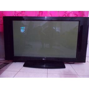 Tv Lg 42 Polegada Lcd - Tem Imagem, Mas Sem Som - Defeito