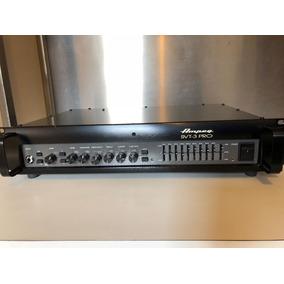 Cabeçote De Baixo Ampeg Svt 3 Pro 450w