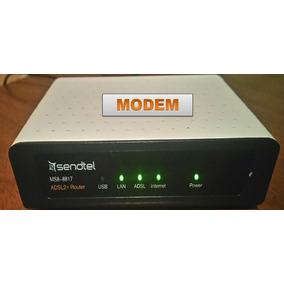 Modem 100% Operativo Diseñado Para Internet