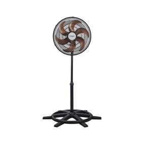 Ventilador Osc Coluna Turbo 6p 40cm Bronze 127v Premium