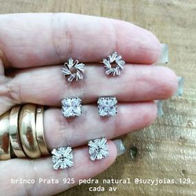 Pulseira Em Prata 925 Com Pedrarias - Joias e Relógios no Mercado ... a6861c2529