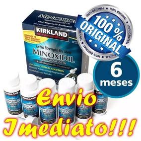 Minoxidril Caixa Lacrada 6 Frascos Frete Grátis