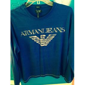 Playera Armani Jeans !! Ck Lacoste Guess Tommy Dkny