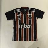 Camisa São Paulo 2018 - Número 10 - Camp. Brasileiro - Nenê