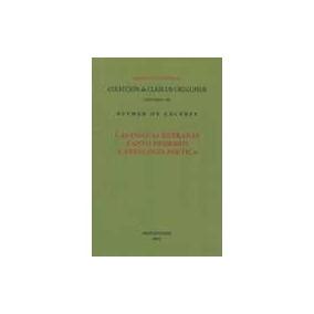 Insulas Extrañas, Las Canto Desierto Antologia - Esther De C
