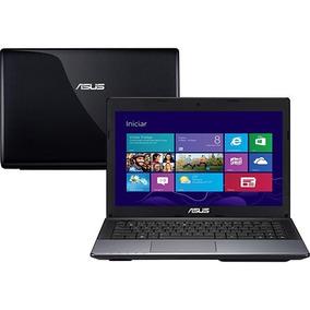 Notebook Asus X45u Amd 4gb 320gb Windows 14