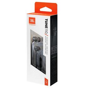 Fone De Ouvido Auricular Com Microfone Pure Bass Pt Jbl T110