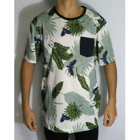 ee18766178746 Camiseta Catrina Mcd - Camisetas para Masculino no Mercado Livre Brasil