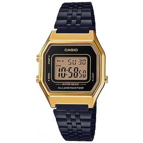 5704ee9c1e8 Relogio Casio La680 Dourado - Relógios De Pulso no Mercado Livre Brasil