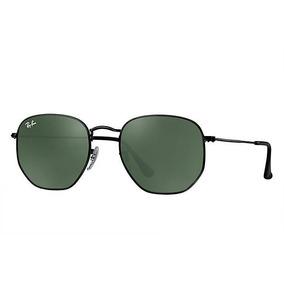 de99872bf5c10 Óculos De Sol Ray-ban Rb3548 Espelhado Hexagonal Original. 8 cores. R  309