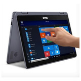 Laptop Tablet Touchscreen Asus Windows Celeron 11.6 Led Ssd