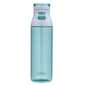 Botella Agua Plastico Jackson 704 Ml Verde Jade Contigo