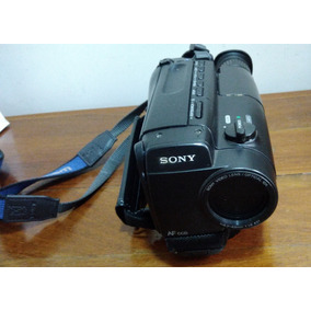 Câmera 8 Mm Sony Em Perfeito Funcionamento