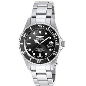 Relógio Masculino Invicta 8932ob Para Mergulhador, Analógico