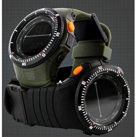 Reloj Tipo Militar Sport Skmei 989 4 Colores Sumergible 50m