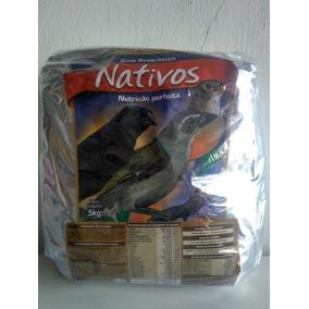 Ração Extrusada Nativos Nutripassáros 5 Kg