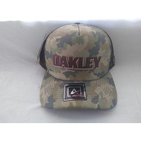 Bone Oakley Camuflado - Calçados, Roupas e Bolsas no Mercado Livre ... 0d4cd32a17