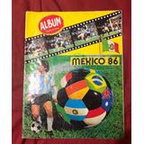 Álbum Mexico 86