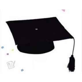 Birretes Gorros Graduación Egresados. Capital Federal · Gorro Graduación  Con Pom Pom Cotillon X 10 Precio Mayorista b2dda357db3