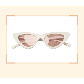 81792f27684ee Óculos De Sol Feminino Gatinho Estiloso Proteção Uv