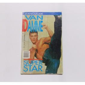 Revista Van Damme Super Star ( Raro )