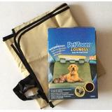 Protector Cobertor De Asiento Para Mascotas Petzoom Loungee