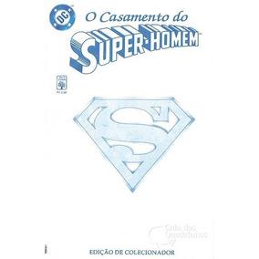 O Casamento Do Super-homem - Edição Colecionador - Abril