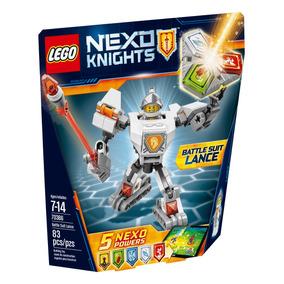 Lance Con Armadura De Combate Lego - 70366