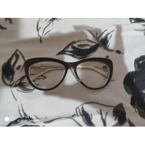 Armacao De Oculos De Grau Miu Miu Preta - Óculos no Mercado Livre Brasil 0cbf0797ed