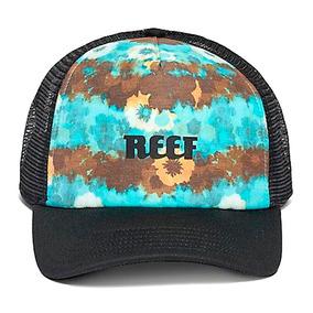 Gorro Gorra Reef Peeler De Visera Curva Trucek Unisex Tribal