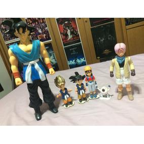 Coleção Dragon Ball Gt 6 Figures