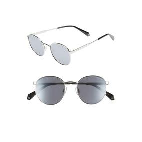 6656a5ae5bc26 Oculos Redondo Polaroid Masculino - Óculos De Sol no Mercado Livre ...