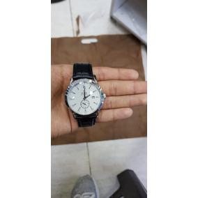 Elegante Reloj Omega Para Caballero