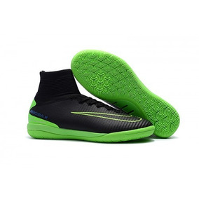 Chuteira Nike Mercurialx Finale Futsal - Chuteiras Preto no Mercado ... 64962f9f9e4af