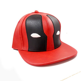 Gorra Snapback Geek Deadpool Marvel Comics c9cc4461e23