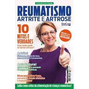 Revista Vivendo Com Saúde - Reumatismo, Artrite E Artrose
