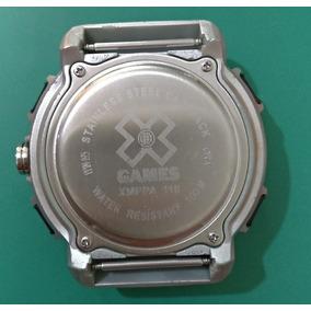 Relógio X Game Xmppa 110 - Caixa Em Pleno Funcionamento