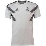 Camisa Real Madrid - Pré Jogo - 2018   2019 - Frete Grátis 92f762089f26a