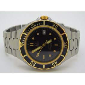 316ead58034 Omega Seamaster Matic - Relógios De Pulso no Mercado Livre Brasil