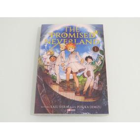 Mangá The Promised Neverland Vol. 1 Novo E Lacrado