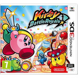Juego Nintendo 3ds Kirby Battleroyale