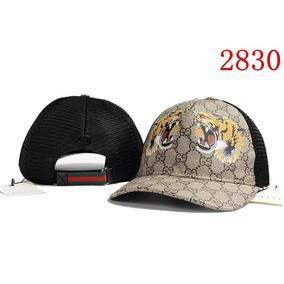 Gorra Gucci Tiger Gg - Oferta! cd47fdd0da3