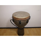 Djembe Remo 14plg Con Funda Key Tuned Earth