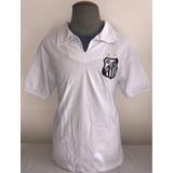Camisa Santos Retro - Camisa Santos Masculina no Mercado Livre Brasil 6db666d492bde