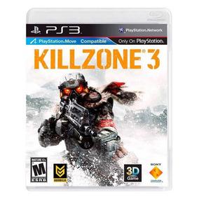 Killzone 3 Ps3 Dublado Legendado Pt Br Mídia Física Nfe