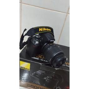 Câmera Nikon D5000 18-55 Vr Kit
