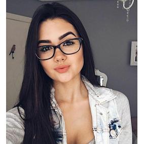 Oculos Fake Oculos Sem Grau De - Óculos no Mercado Livre Brasil fb9f629382