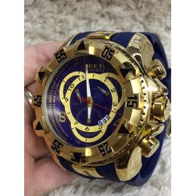 58a26274f Relogio Masculino Azul Grande Barato Novo Promoção - Relógios De ...