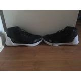 Zapatillas De Basketball Under Armour Curry 3 Negro Y Blanco